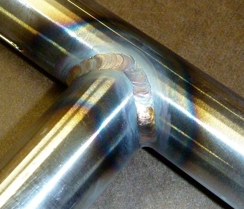 Stainless Steel Pipe Weld